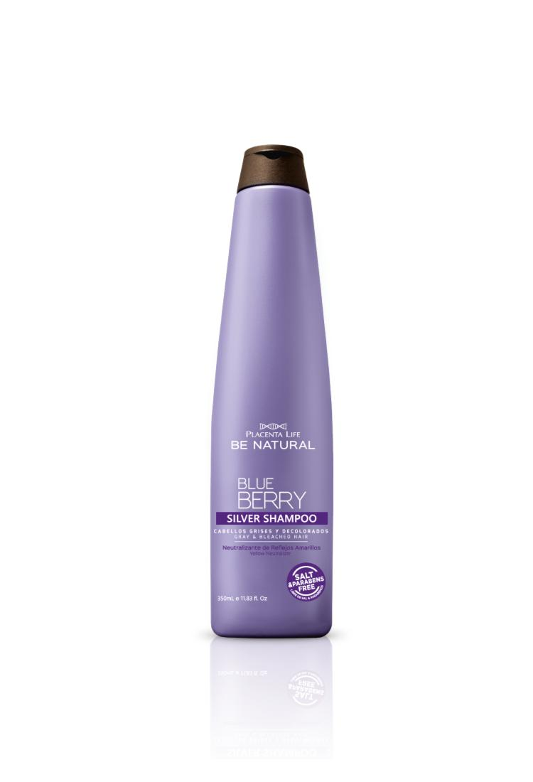 Shampoo-Be-Natural-Silver-Blueberry-350-Ml